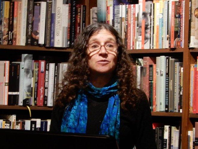 Quabbin reader Dina