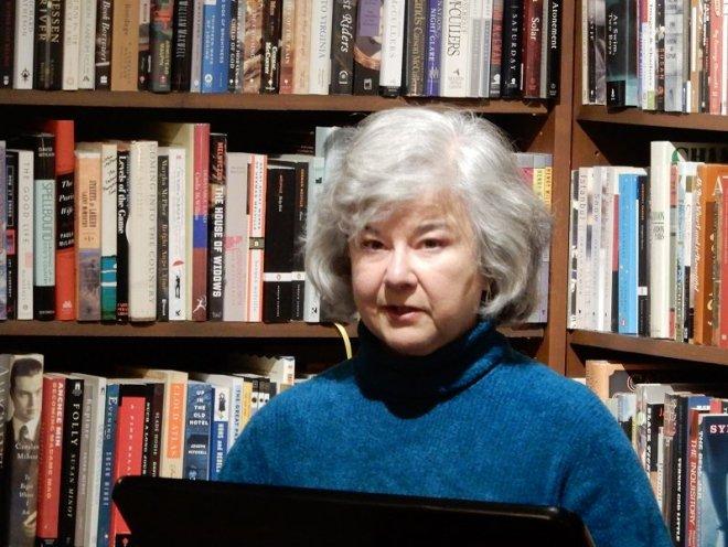 Quabbin reader Mari