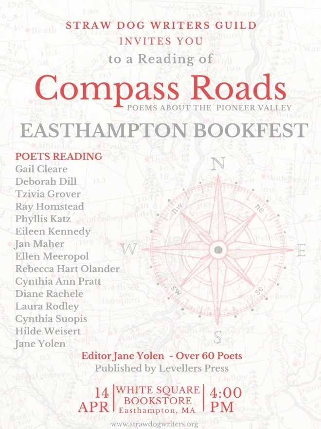 Easthampton Bookfest Flyer - revised 3-22-18